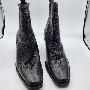 Mason Chelsea Ankle Boot Top Shop Black